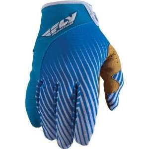 Lite Race Motocross Gloves Blue/White Small S 365 01108 Automotive