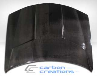 Carbon Creations Challenger Hood fits Dodge Charger 06 10. We