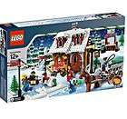 Lego 10216 Winter Village Bakery New Slightly Damaged Box