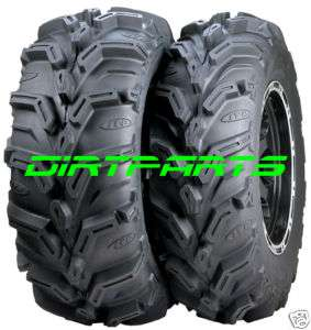 ITP Mud Lite XTR Tire Kit (2) 27 11 12 ATV UTV