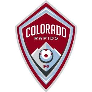 Colorado Rapids USA Soccer Auto Car Decal Sticker 5X8