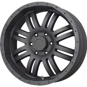 MB Wheels V Drive Matte Black Wheel (15x8/6x139.7mm