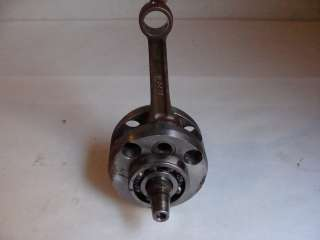 1976 Kawasaki KX250 Engine Crankshaft Crank Shaft   Image 06