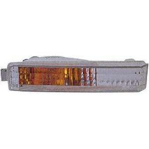 90 91 HONDA ACCORD TURN SIGNAL LAMP RH (PASSENGER SIDE), Coupe and
