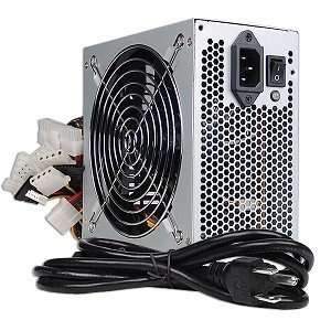 A Power Ultra II 600W 20+4 pin ATX Power Supply with SATA