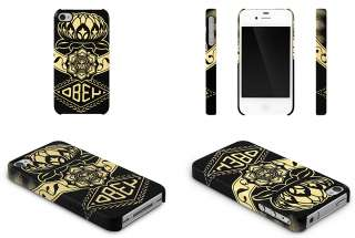 INCASE SHEPARD FAIREY OBEY GIANT LOTUS ORNAMENT SNAP CASE APPLE IPHONE
