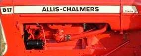 ALLIS CHALMERS 4 CYL. 226 CID GAS ENGINE OVERHAUL KIT D17 170 175