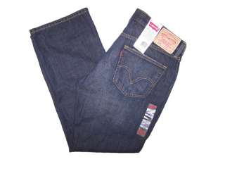 Levis 559 Relaxed Straight Jeans Dark Wash 4051 NWT Ö