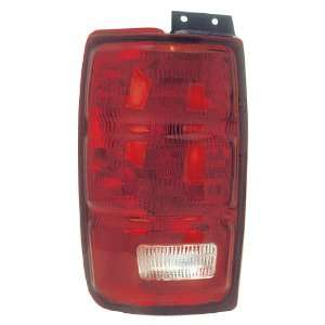 Eagle Eyes FR283 U000R Ford Passenger Side Rear Lamp Lens