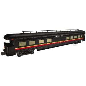 Lionel Santa Fe Black Mesa 18 Aluminum Business Car Toys