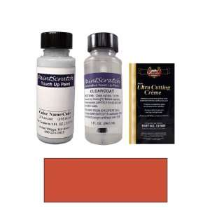 English Red Paint Bottle Kit for 1975 Mercedes Benz All Models (DB 504
