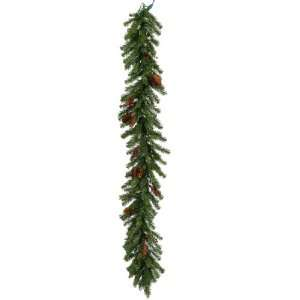 and Pine Cone Artificial Christmas Garland   Unlit