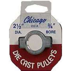 For Fractional Horse Power Electric Motors, Chicago Die Castings 250a7