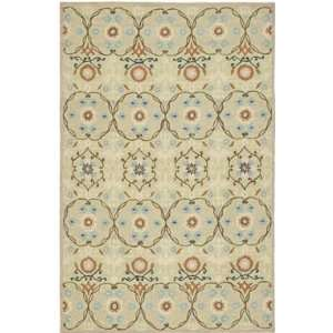 Safavieh Rugs Chelsea Collection HK727D 5 Sage/Ivory 53