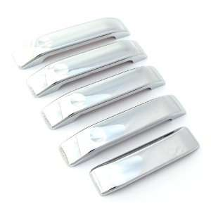 Doors) Chrome Door Handle & Tailgate Covers   Levers only Automotive