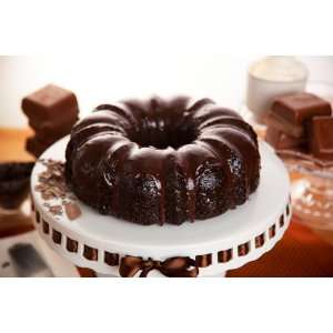 Triple Chocolate Bundt Cake  Grocery & Gourmet Food