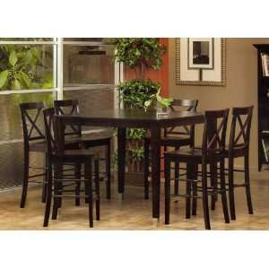 Furniture Bayview   173 01   Solid Wood Pub Table