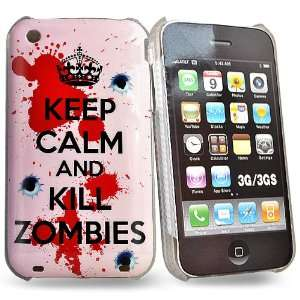 Mobile Palace    KEEP CALM AND KILL ZOMBIES  design hard