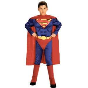 Lets Party By Rubies Costumes Superman with Chest Toddler