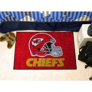 BSS   Kansas City Chiefs NFL Starter Floor Mat (20x30