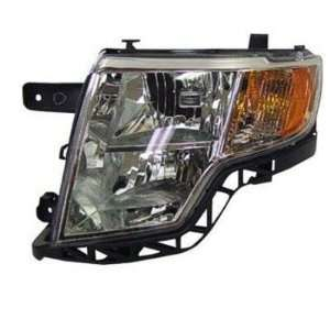 2007 08 FORD EDGE HEADLIGHT ASSEMBLY, DRIVER SIDE   DOT