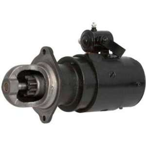 NEW STARTER MOTOR TELEDYNE CONTINENTAL ENGINE F M 6CYL 46