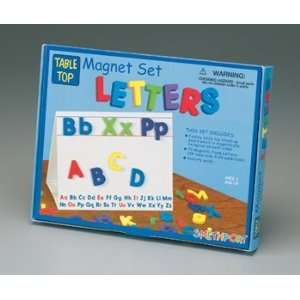 Top Letter Activity By Patch Products/Smethport/Lauri Toys & Games