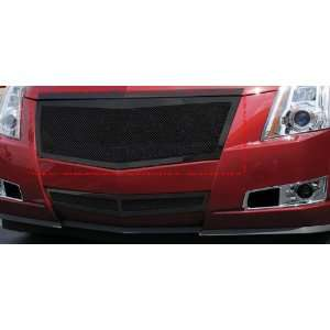 2008 2011 CADILLAC CTS BLACK MESH GRILLE GRILL Automotive