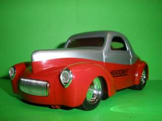 HEATCRAFT 1941 41 WILLYS COUPE STREET ROD MIB LENNOX FURNACE 125