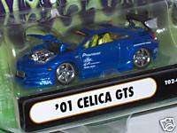Muscle Machines SS Tuner 164 Blue 01 Toyota Celica GTS