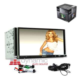 STEREO 2 DIN 7 LCD TOUCH SCREEN DVD/CD PLAYER NEW 027242808812
