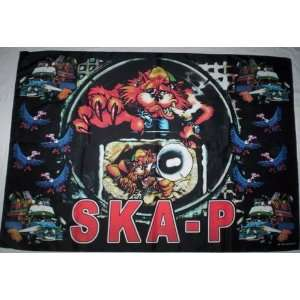 SKA P 5x3 Feet Cloth Textile Fabric Poster