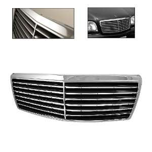 SPYDER Mercedes S Class W140 92 99 13 Rubbers Front Grille   Chrome