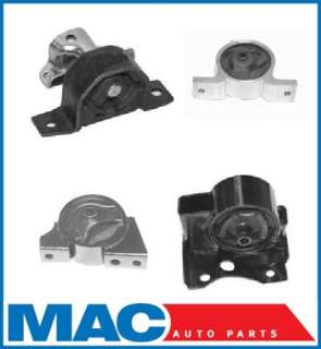 Nissan Sentra 1.8L Transmission Engine Motor Mount Kit
