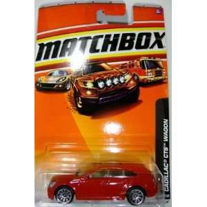 Matchbox 2011, Cadillac CTS Wagon # 31/100. 164 Scale. Toys & Games