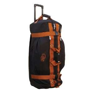New Club Glove Rolling Duffle Bag XL Black/Copper Sports