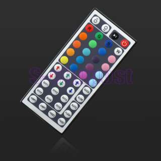 IR Remote Controller Wireless For RGB 5050 SMD LED Light Strips 12V