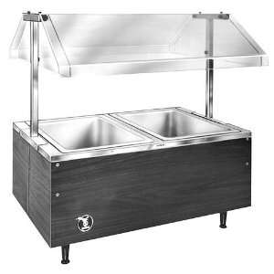 Eagle CDHT2 120 33 Tabletop Buffet Hot Food Table