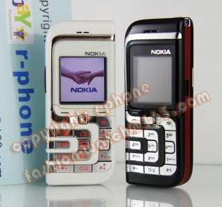 Unlocked GSM Mobile Cell Cellular Phone FM Refurbished Original White