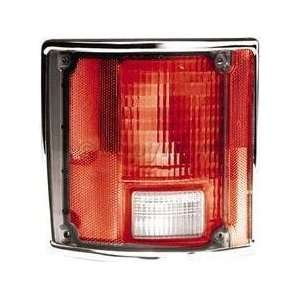 TAIL LIGHT chevy chevrolet FULL SIZE PICKUP fullsize 73 87 SUBURBAN 73