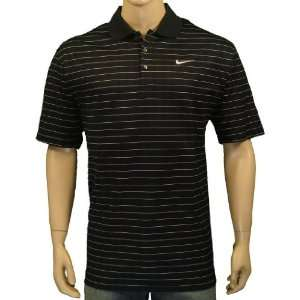 Nike Tiger Woods Drop Needle Golf Polo Shirt with TV