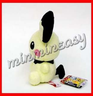 Takara Tomy Pokemon PIKACHU PICHU 7 Plush Figure Doll