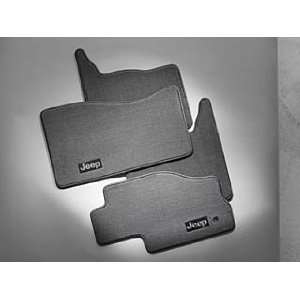 Jeep Grand Cherokee Premium Carpeted Floor Mats