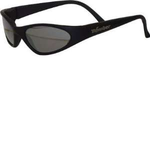Bomber Floating And Safety Eyewear K Bomb Matte Black Frame/Mirror