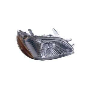 Toyota Echo Passenger Side Replacement Headlight