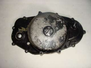 1973 Honda Elsinore CR250 Engine Side Clutch Cover   Image 01