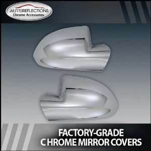2006 2012 Chevy Impala Chrome Mirror Covers (Full