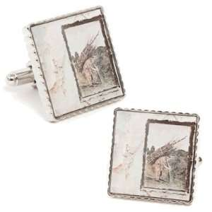 Led Zeppelin IV Album Cover Cufflinks