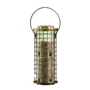 com Perky Pet Squirrel Stumper Bird Feeder, 8 Feeding Ports, Squirrel
