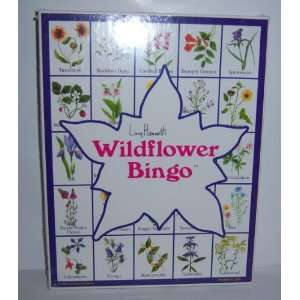 Wildflower Bingo Educational Game Toys & Games